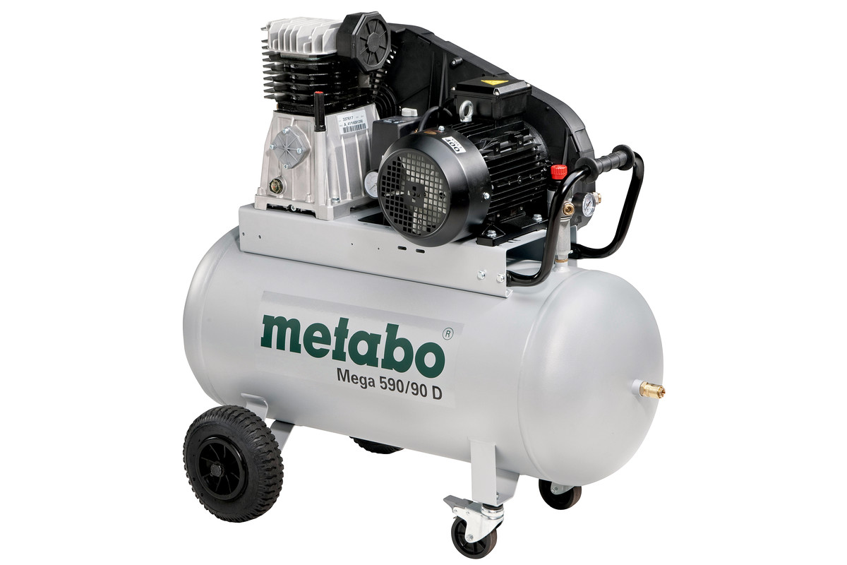 Mega 590 90 D 0230146000 Mega Compressor Metabo Power