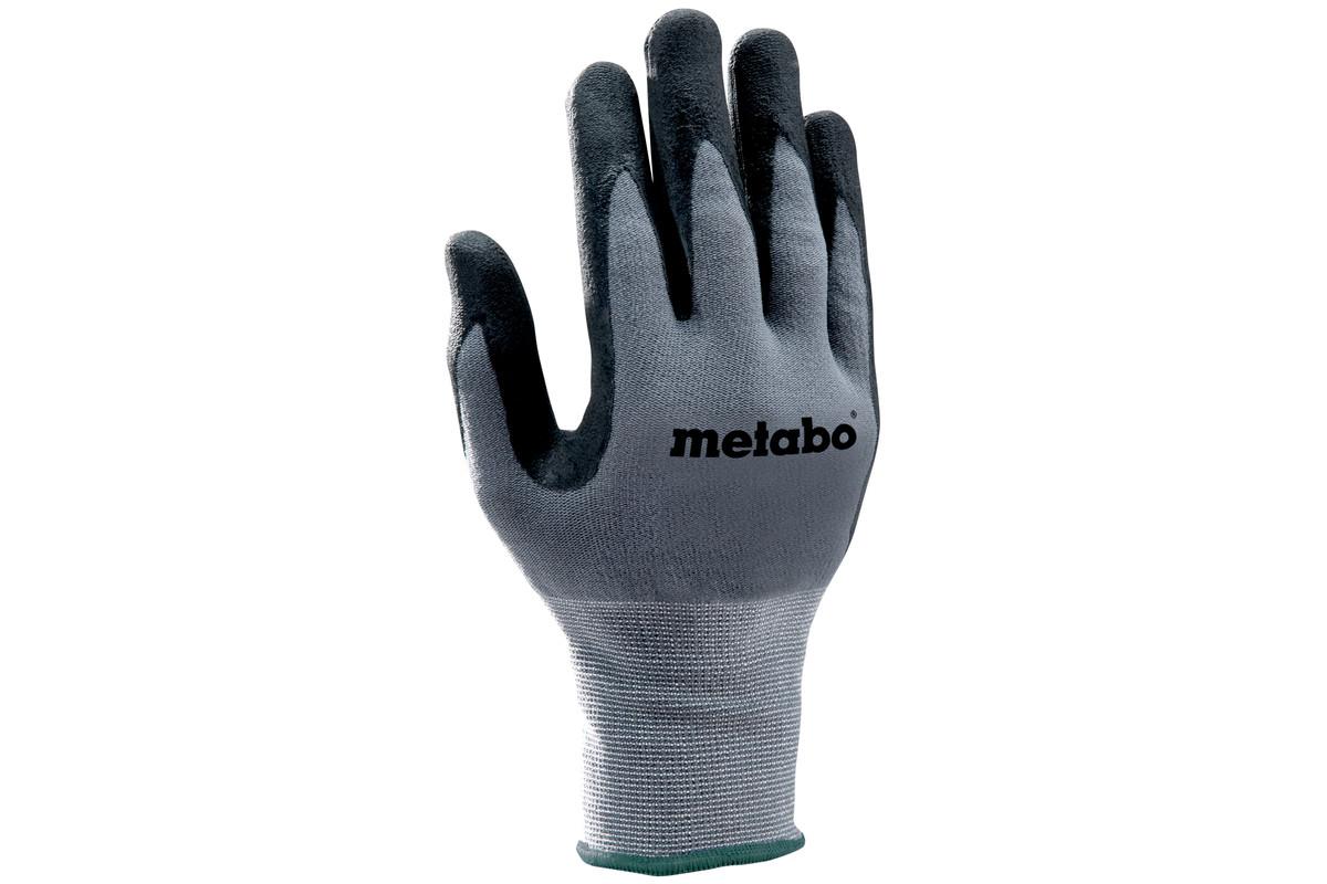 Size Negro Metabo 624347000 624347000-Fieltros de Limpieza de vell/ón de 125x22,23 mm