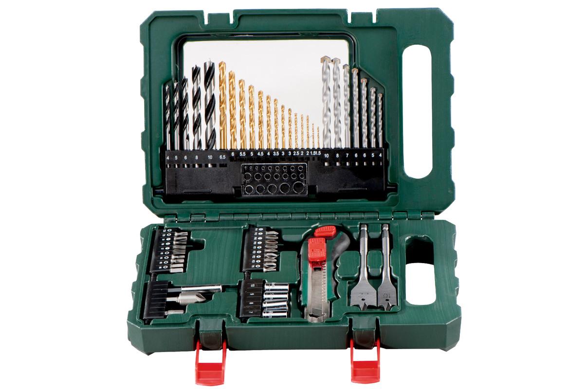 UK Drills 1 x 8.0mm Machine Wood Flat Bit