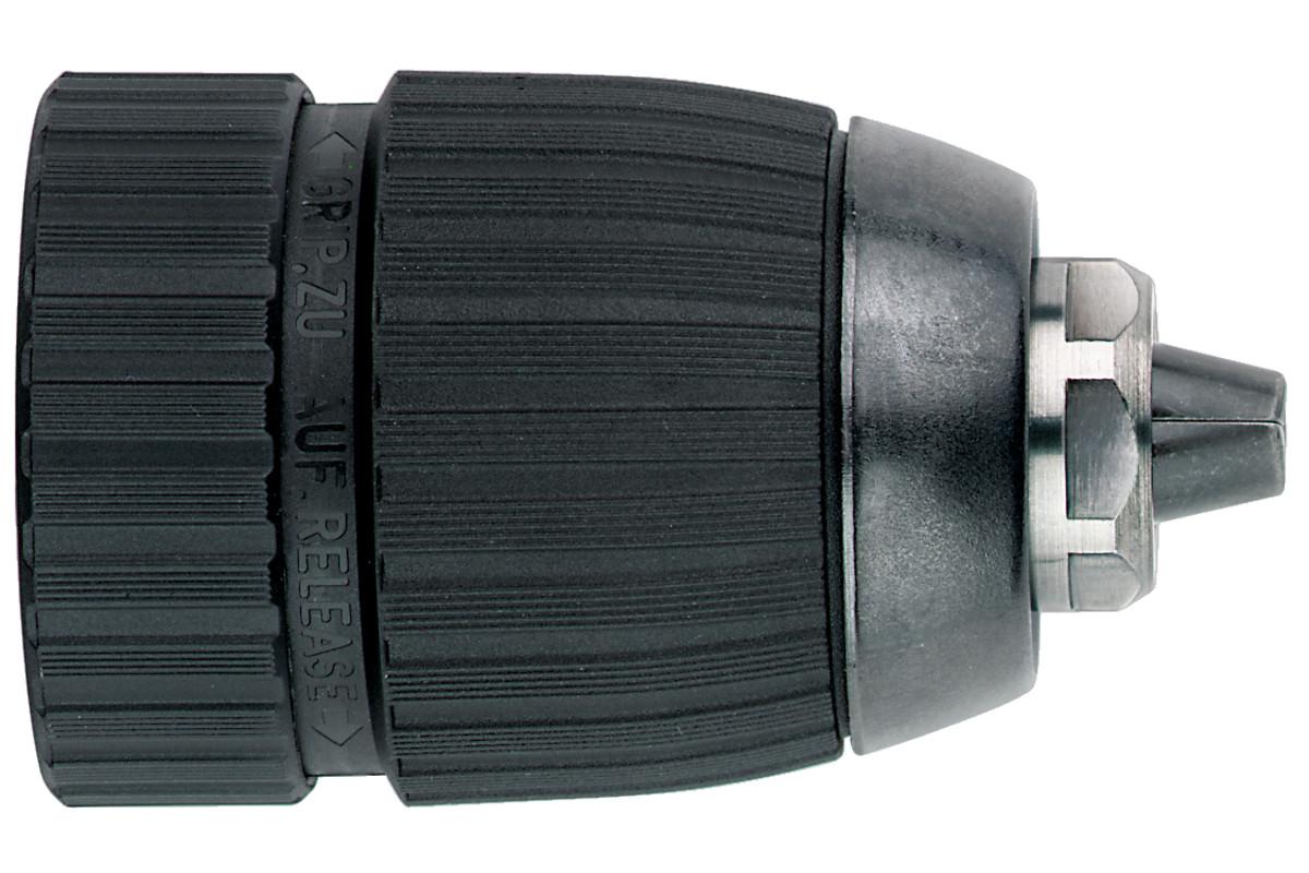"""10mm Metabo 636612000 636612000-Portabrocas Cierre r/ápido Futuro Plus S2 Resistente a la percusi/ón Capacidad 1,0-10 mm Rosca 3//8/""""-24 UNF"""