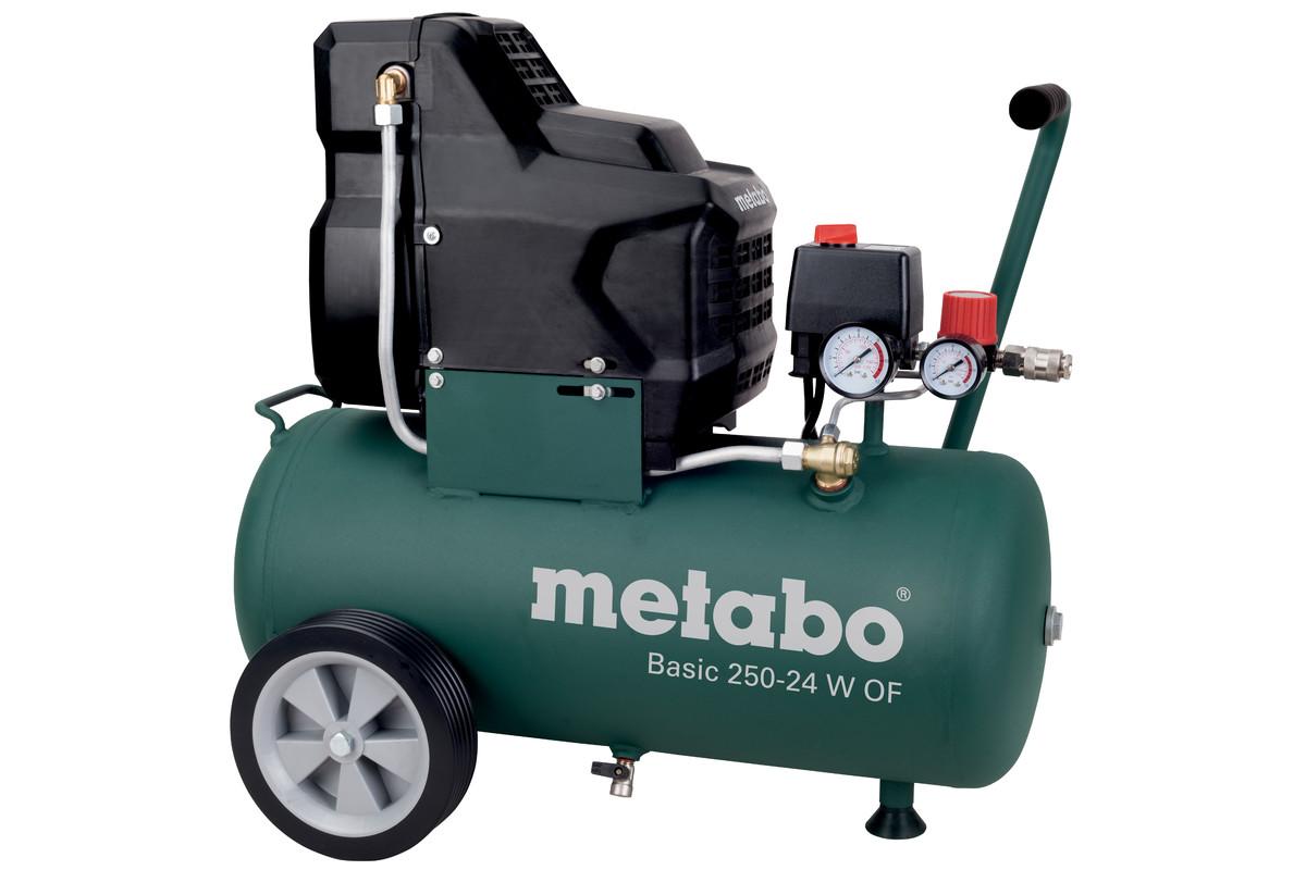 basic 250 24 w of 601532000 compressor basic metabo power tools rh metabo com Metabo Repair Parts Metabo Grinder Parts