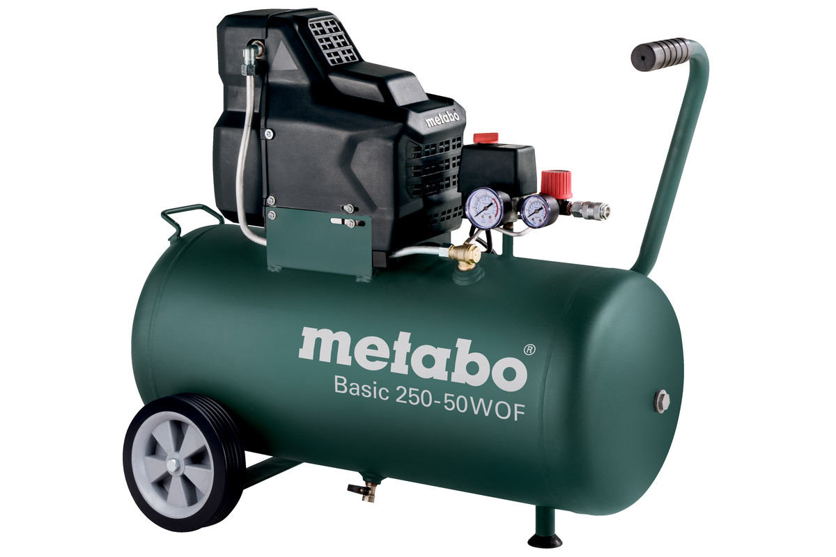 basic 250 50 w of 601535000 compressor basic metabo power tools rh metabo com Metabo Cutting Wheels Metabo Choice