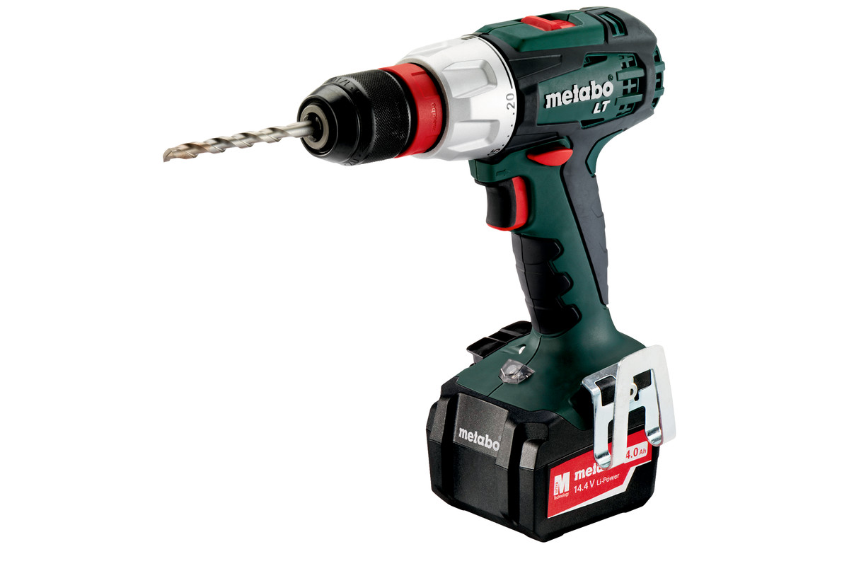bs 14 4 lt quick 602101500 cordless drill screwdriver metabo power tools. Black Bedroom Furniture Sets. Home Design Ideas