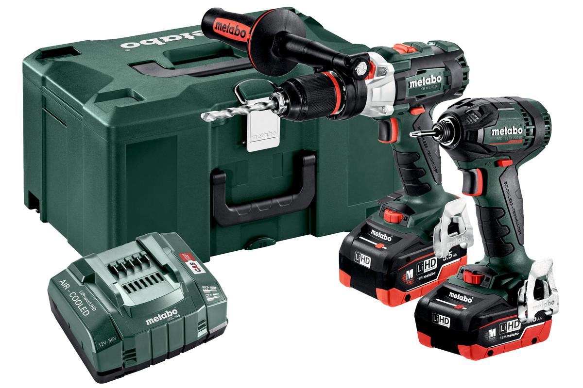 Metabo 625369000 18V 8 Ah LiHD Battery