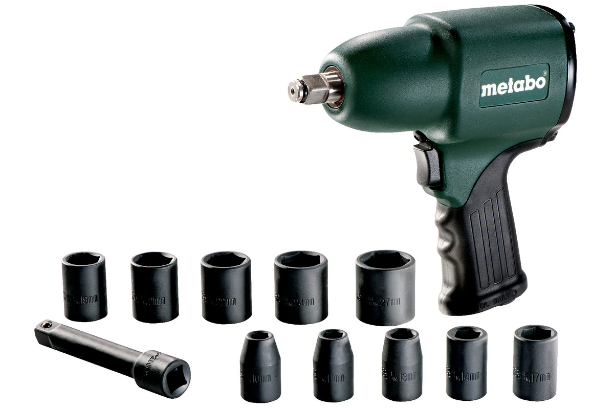 Dssw 360 Set 1 2 604118500 Air Impact Wrench Metabo Power Tools