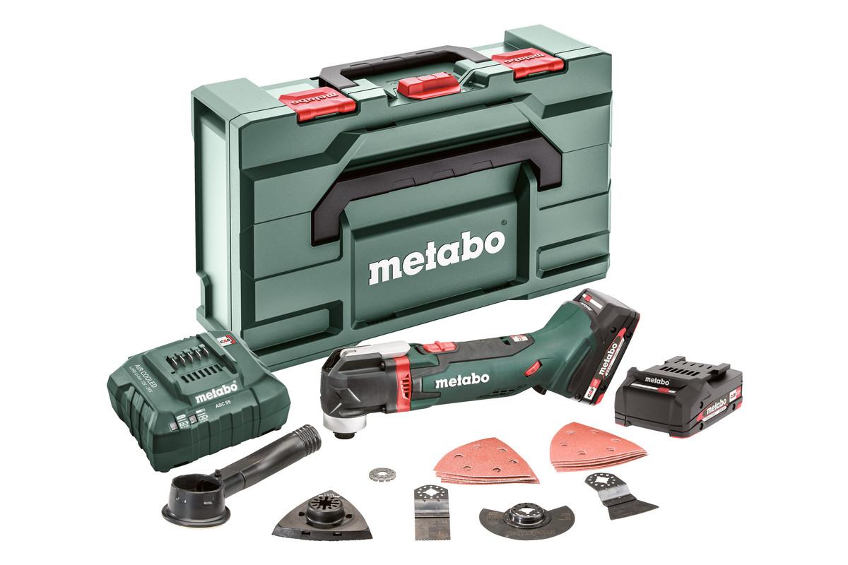 Mt 18 Ltx Compact 613021510 Cordless Multi Tool Metabo Power Tools