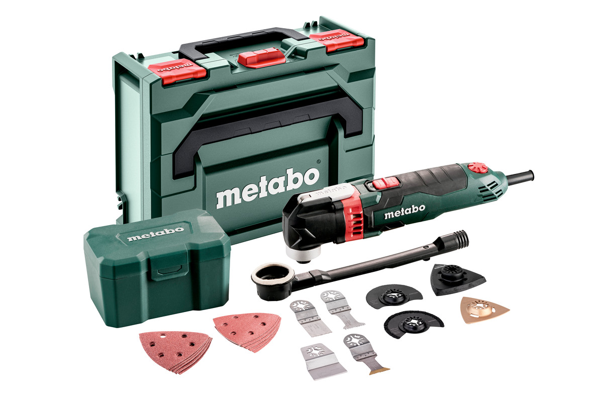MT 400 Quick Set (601406700) Multi-tool | Metabo Power Tools