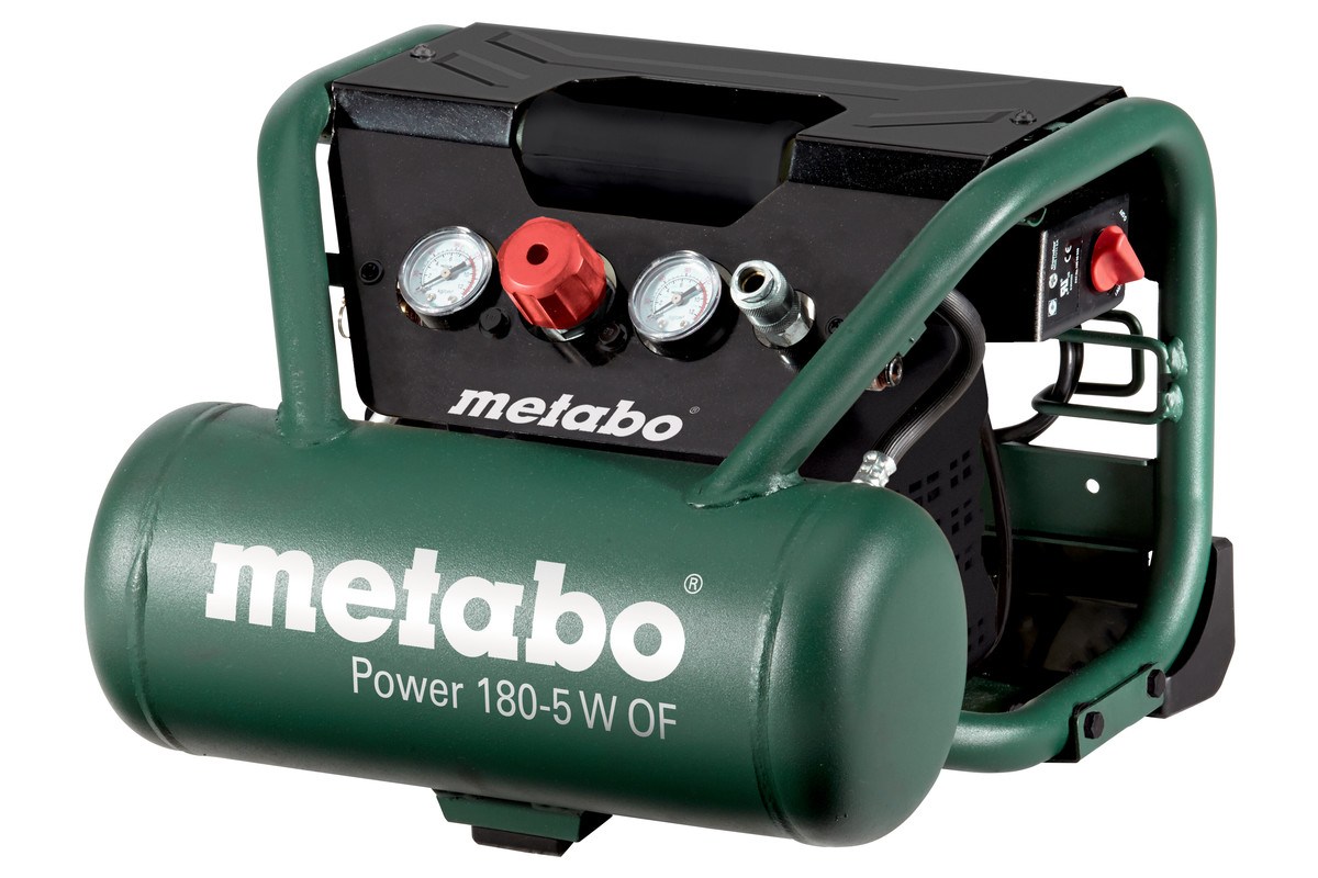 /5/W of 6.01531.00 Metabo Compressor Power 180/