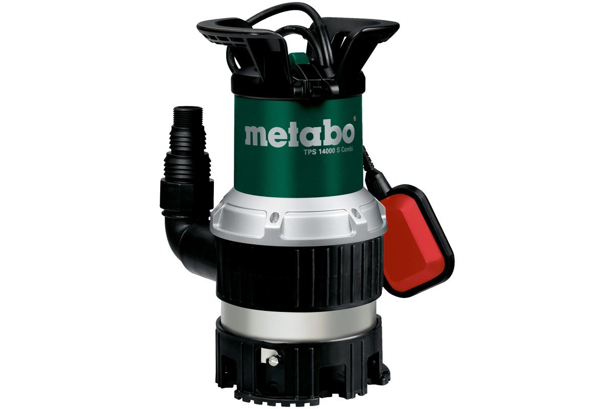 TPS 14000 S Combi (0251400018) Combi Submersible Pump | Metabo Power