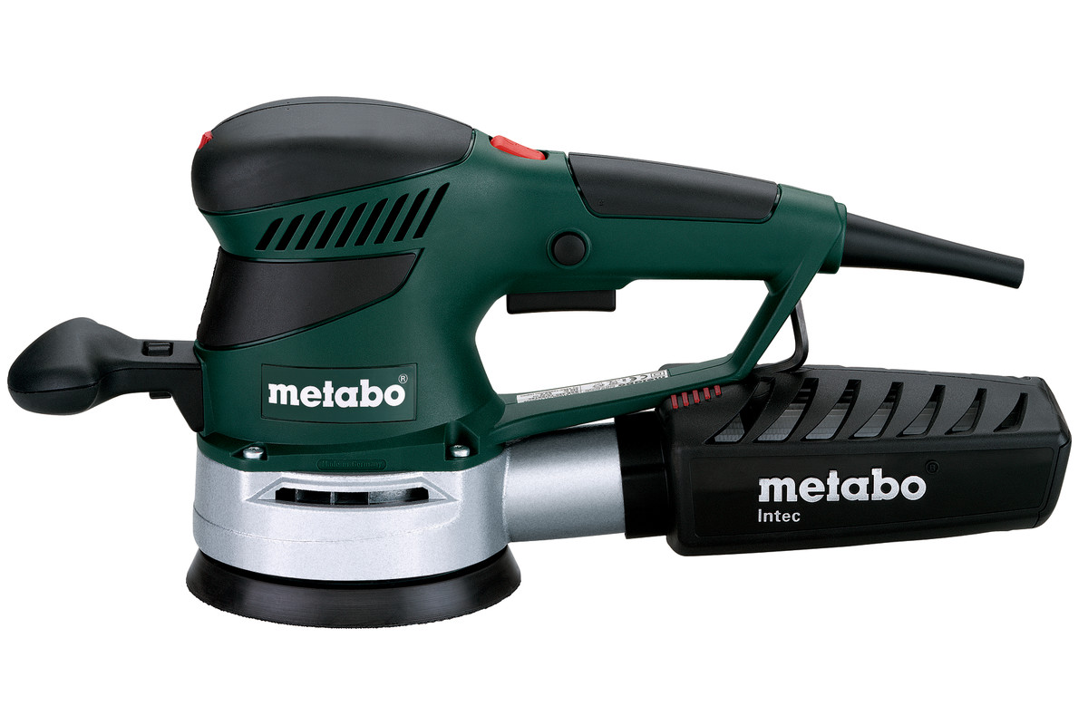 sxe 425 turbotec 600131000 random orbital sander metabo power tools. Black Bedroom Furniture Sets. Home Design Ideas