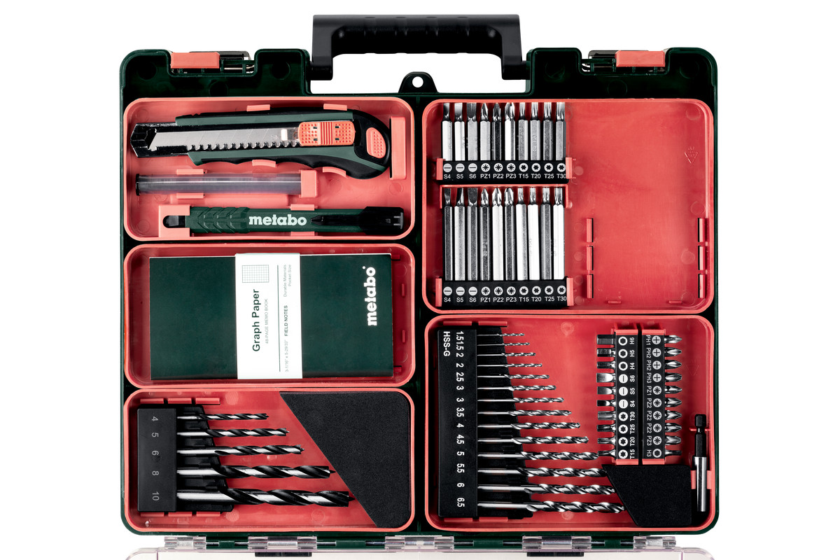 d50775b9284 PowerMaxx BS Basic Set (600080880) Cordless Drill / Screwdriver ...