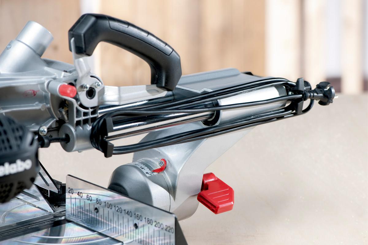 Metabo 628060000 216mm hoja de sierra circular Sierra Ingletadora Metabo KS 216 M 619216000