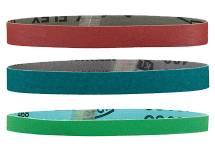 Brusné prostředky pro pásové pilníky