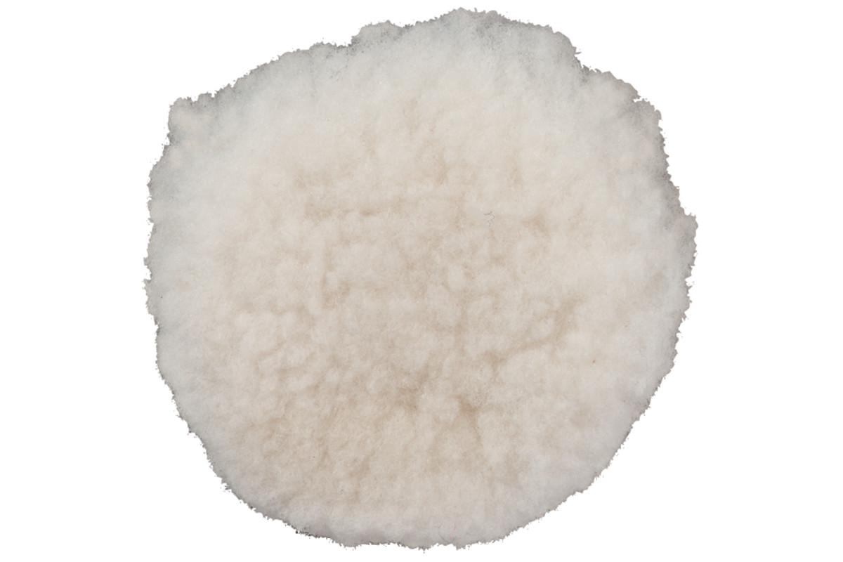 Lešticí kotouč se suchým zipem z jehnětiny 85 mm (624063000)