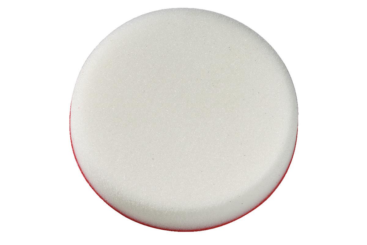 Lešticí pěnový kotouč se suchým zipem, jemný 130x25 mm (624967000)