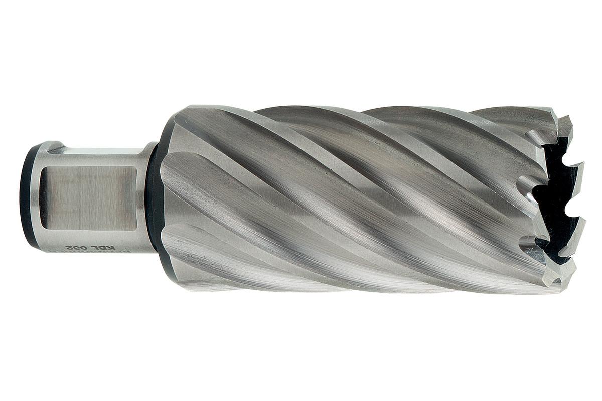 Vrtací korunka z rychlořezné oceli HSS 24x55 mm (626533000)