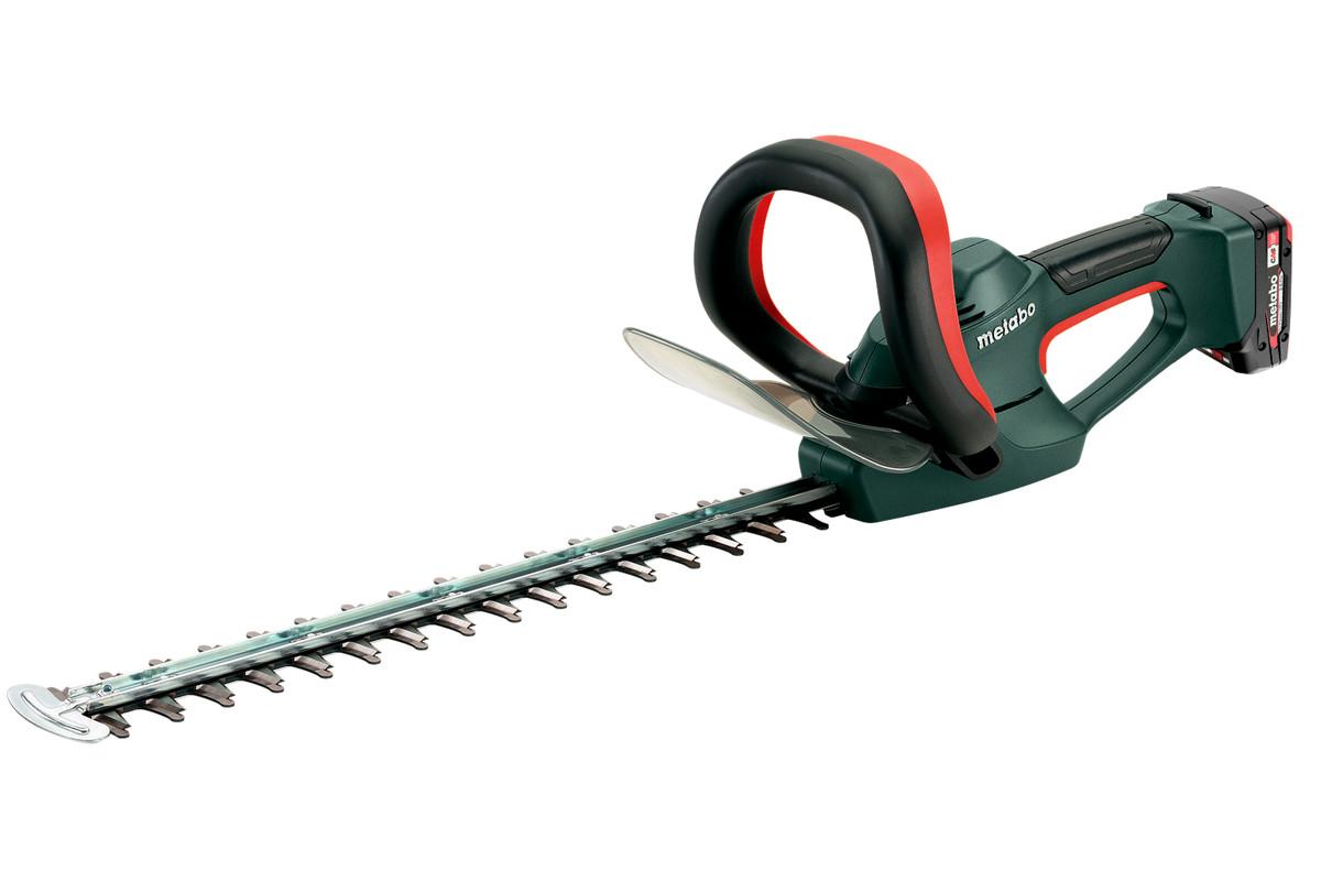 AHS 18-45 V (600466860) akumulátorové nůžky na živý plot