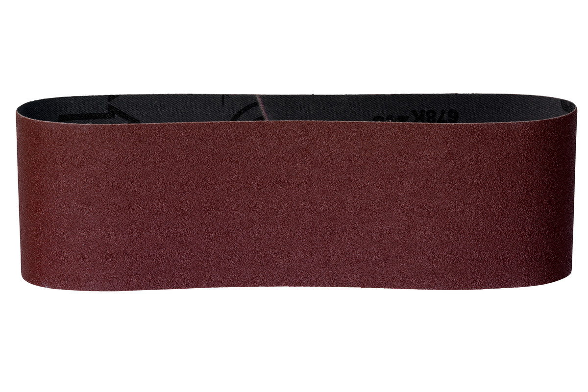 3 brusné pásy 75x575 mm,P 80, dřevo a kov (625942000)