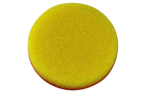 Lešticí pěnový kotouč se suchým zipem, hrubý 80x25 mm (624912000)