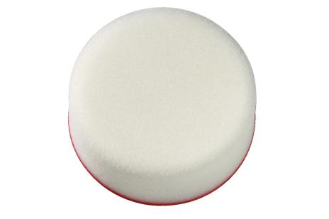 Lešticí pěnový kotouč se suchým zipem, jemný 130x50 mm (624926000)