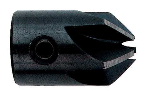 Nástrčný záhlubník 6x26 mm (625023000)