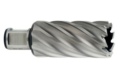 Vrtací korunka z rychlořezné oceli HSS 22x55 mm (626531000)