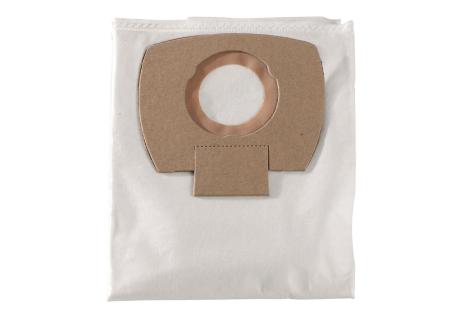 5 filtračních sáčků z netkané textilie - 25/30 l, ASA 25/30 L PC/ Inox (630296000)