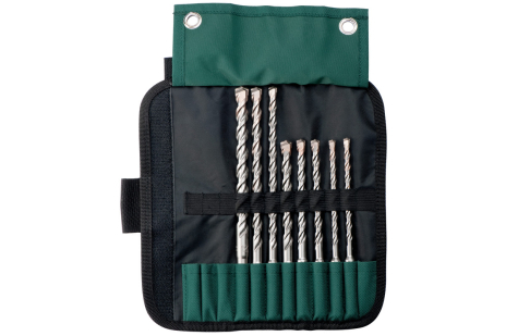 SDS-Plus Pro 4 rolovací taška, 8dílná (631715000)