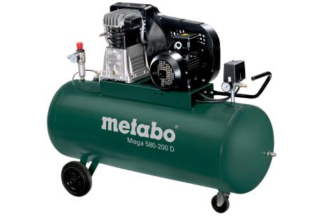 Mega 580-200 D (601588000) Kompresor Mega