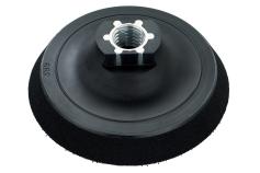 Podložný talíř se suchým zipem Ø 100 mm, M 14, PWE (626148000)