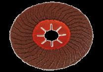 Halbflexible Schleifblätter