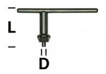 Bohrfutterschlüssel