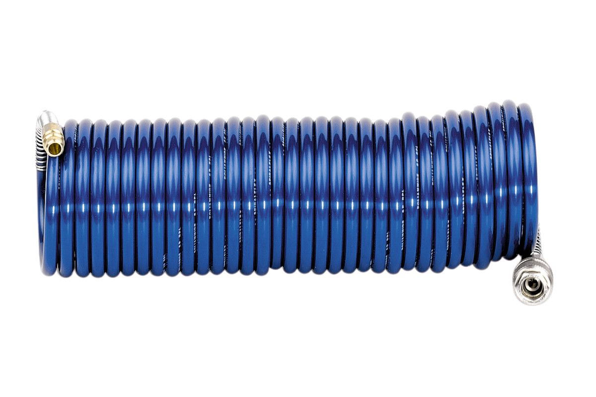 Spiralschlauch PA Euro 6 mm x 8 mm / 5 m (0901054940)