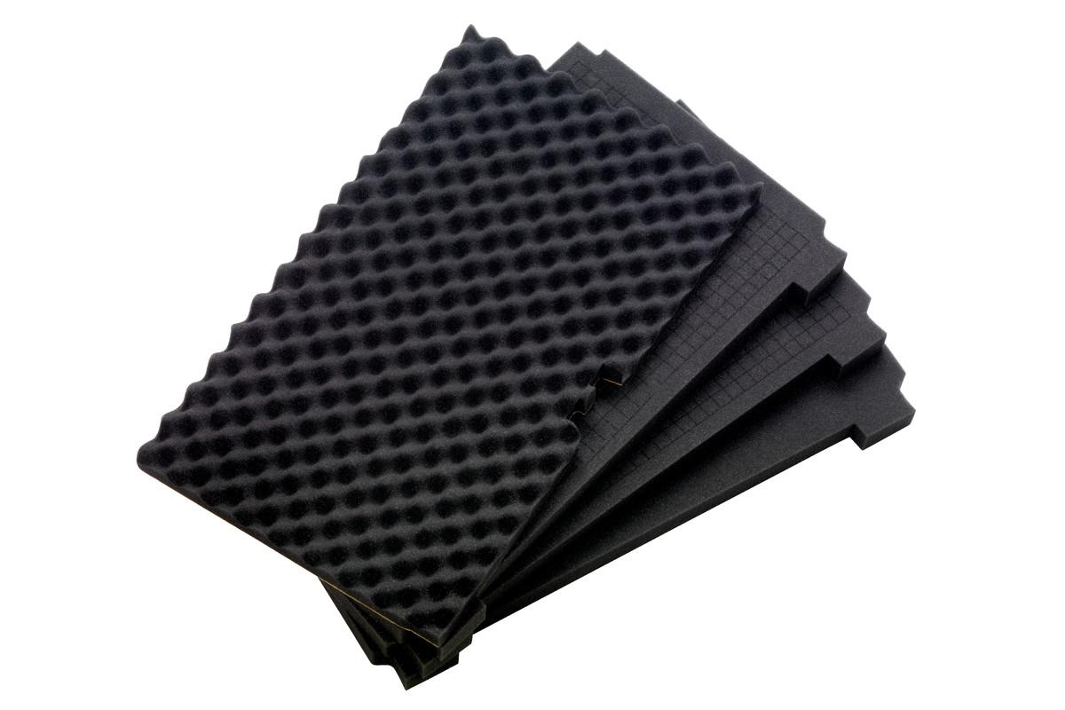 Schaumstoffeinlage 4-tlg. für metaBOX 145 L (626899000)
