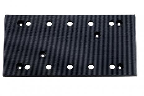 Schleifplatte mit Kletthaftung 112x236mm,SR (624749000)