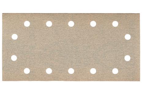 25 Haftschleifblätter 115x230 mm,P 80,Farbe,SR (625893000)