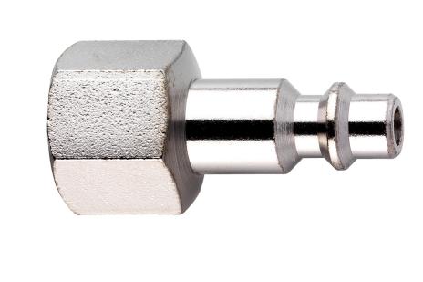 "Gewindestecknippel ISO 1/4"" IG (628754000)"