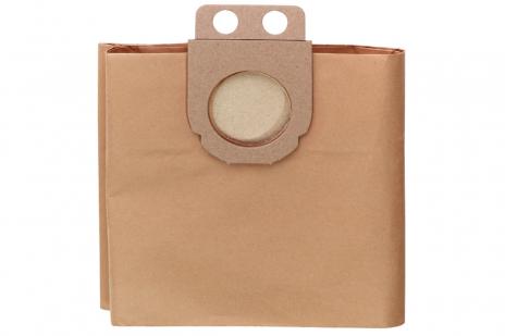 5 Papierfilterbeutel 20 l für AS 1200/ASA 1201/AS 20L (631754000)