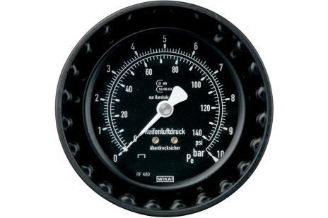 Manometer mit Schutzkappe (7823672327)