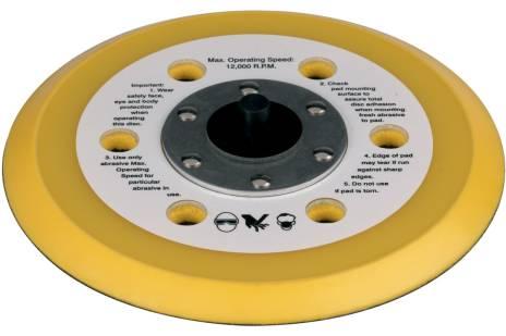 Ersatz-Schleifteller für ES 7700 / DSX 150 (1319706247)