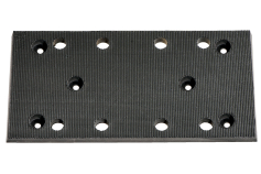 Schleifplatte mit Kletthaftung 93x185 mm,SR (624738000)