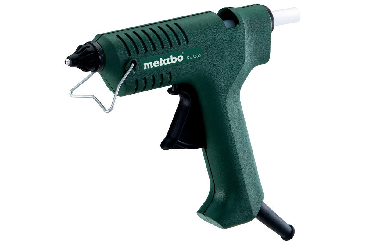 ke 3000 (618121000) klebepistole | metabo elektrowerkzeuge