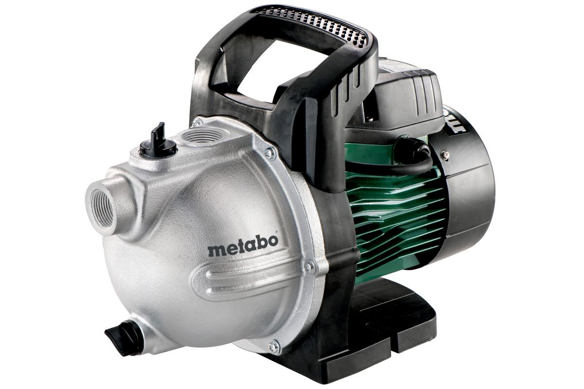 p 4000 g (600964000) gartenpumpe | metabo elektrowerkzeuge