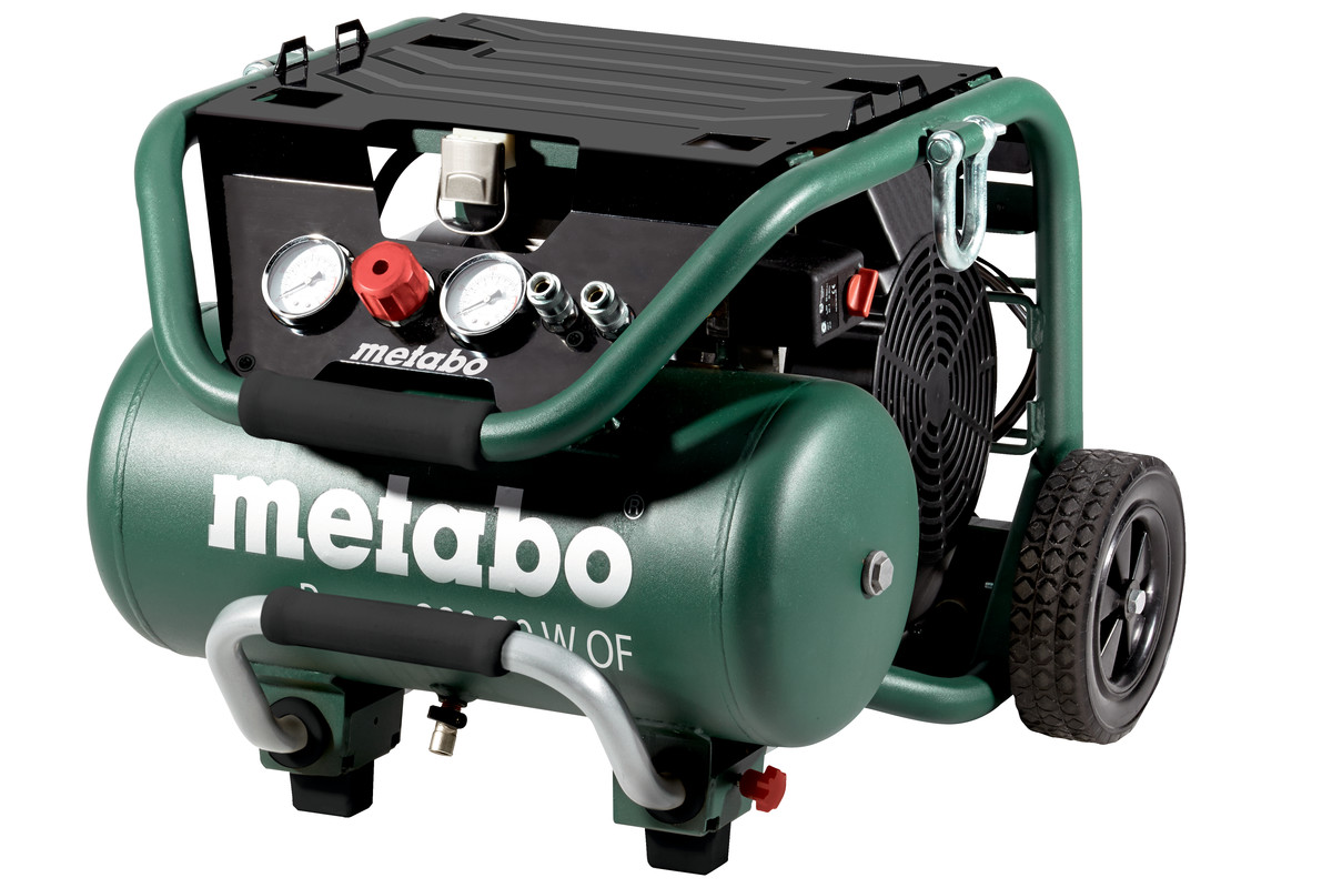 power 400 20 w of 601546000 kompressor power metabo elektrowerkzeuge. Black Bedroom Furniture Sets. Home Design Ideas