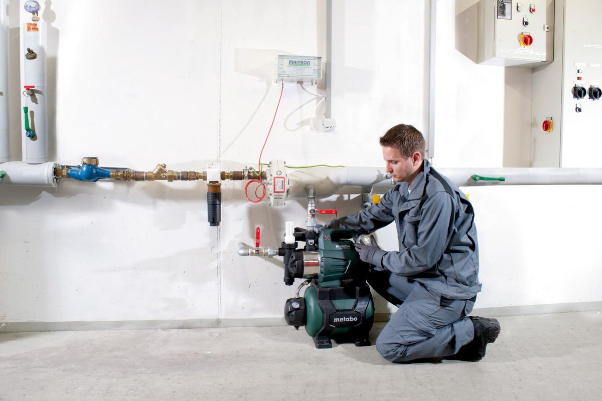 hwwi 4500 25 inox 600974000 hauswasserwerk metabo. Black Bedroom Furniture Sets. Home Design Ideas