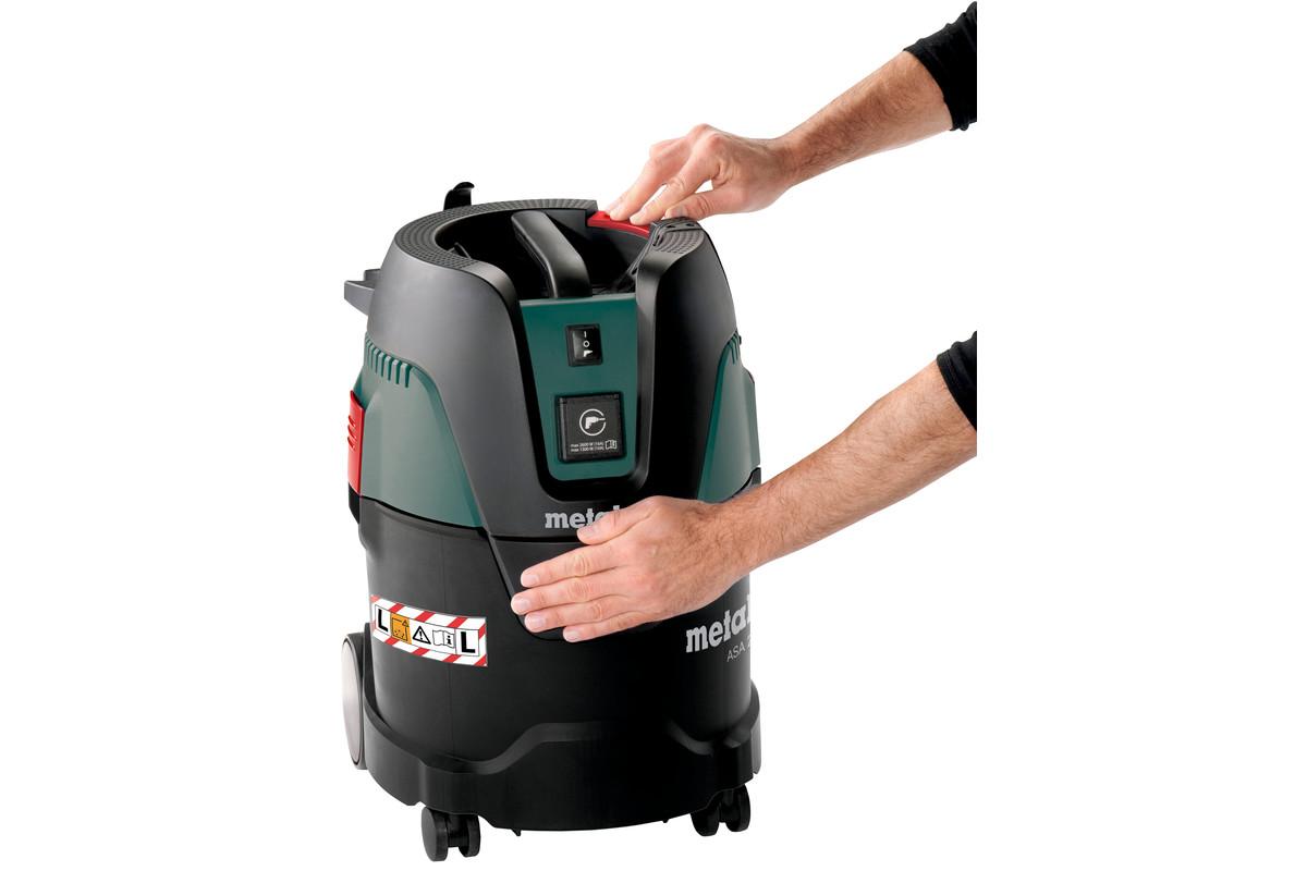 6-12 Staubsaugerbeutel filter für Metabo ASA 30 L PC ASA 25 630296000 Sauger