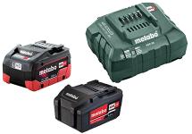 Tilbehør batteridrevne maskiner
