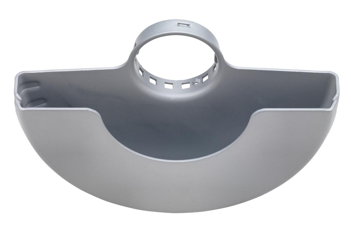 Beskyttelsesskærm til skæring 180 mm, halvt lukket, RT (630383000)