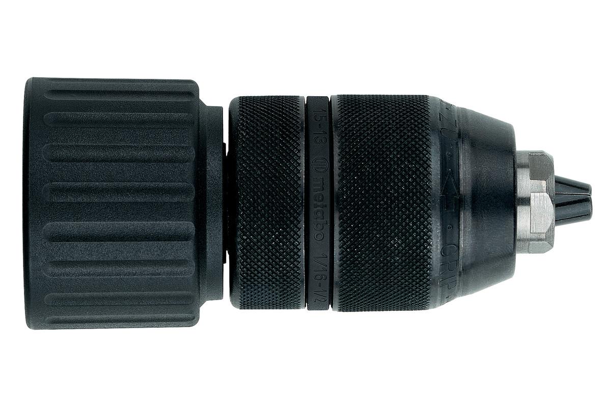 Selvspændende borepatron Futuro Plus S2M 13 mm med adapter UHE 2250/2650/ KHE 2650/2850/2851 (631927000)
