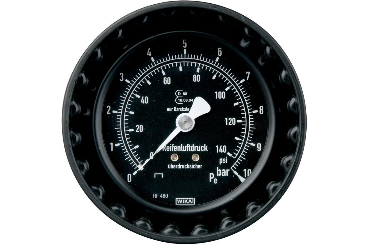 Manometer med beskyttelseskappe (7823672327)